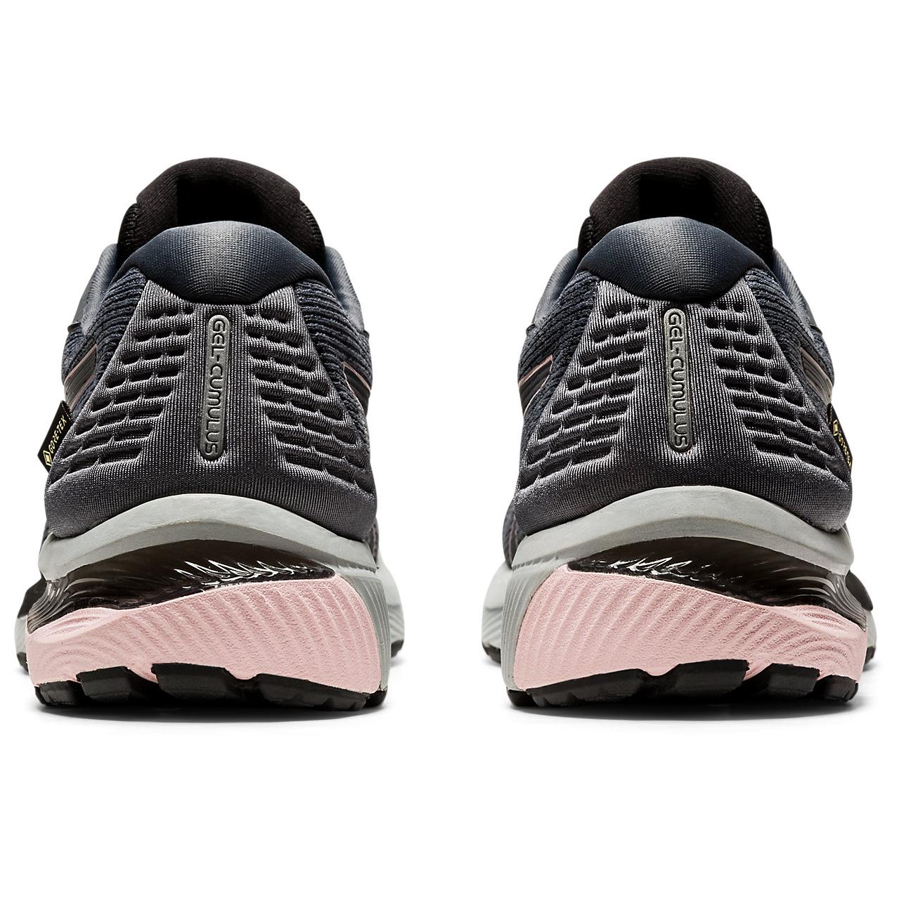 Asics - Women's Gel-Cumulus 22 GTX - Running shoes - Carrier Grey / Ginger Peach | 5,5 (US)