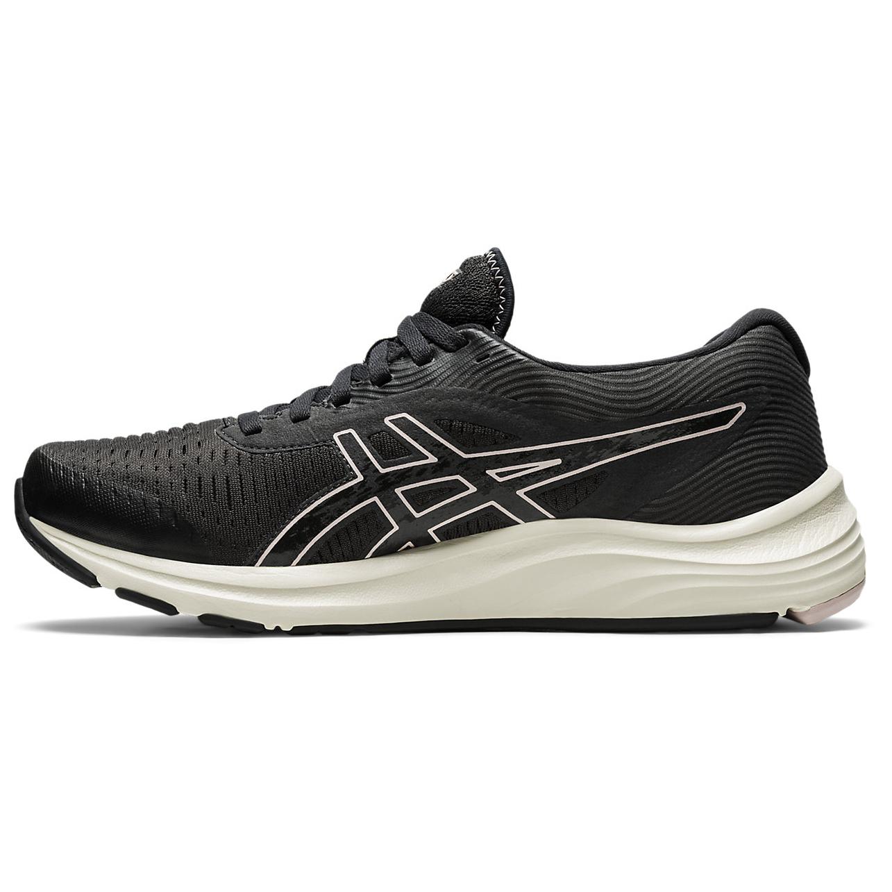 Asics - Women's Gel-Pulse 12 GTX - Running shoes - Graphite Grey / Graphite Grey   5,5 (US)