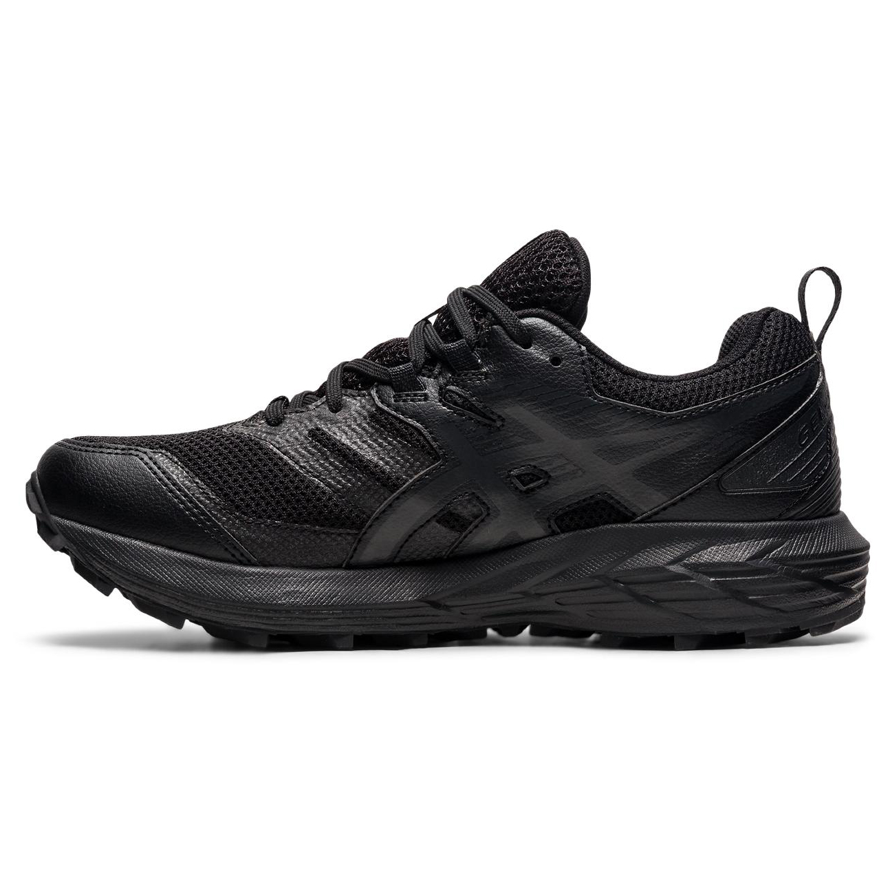 Asics - Women's Gel-Sonoma 6 GTX - Trail running shoes - Black / Sun Peach | 5,5 (US)