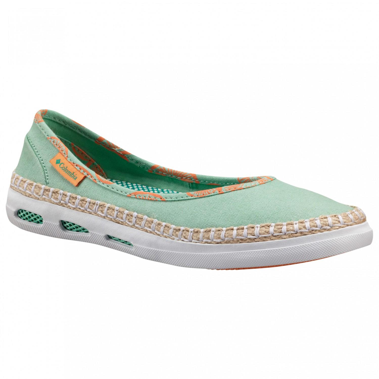 Columbia - Women's Vulc N Vent Bettie - Sneaker Kelp / Bright Emerald