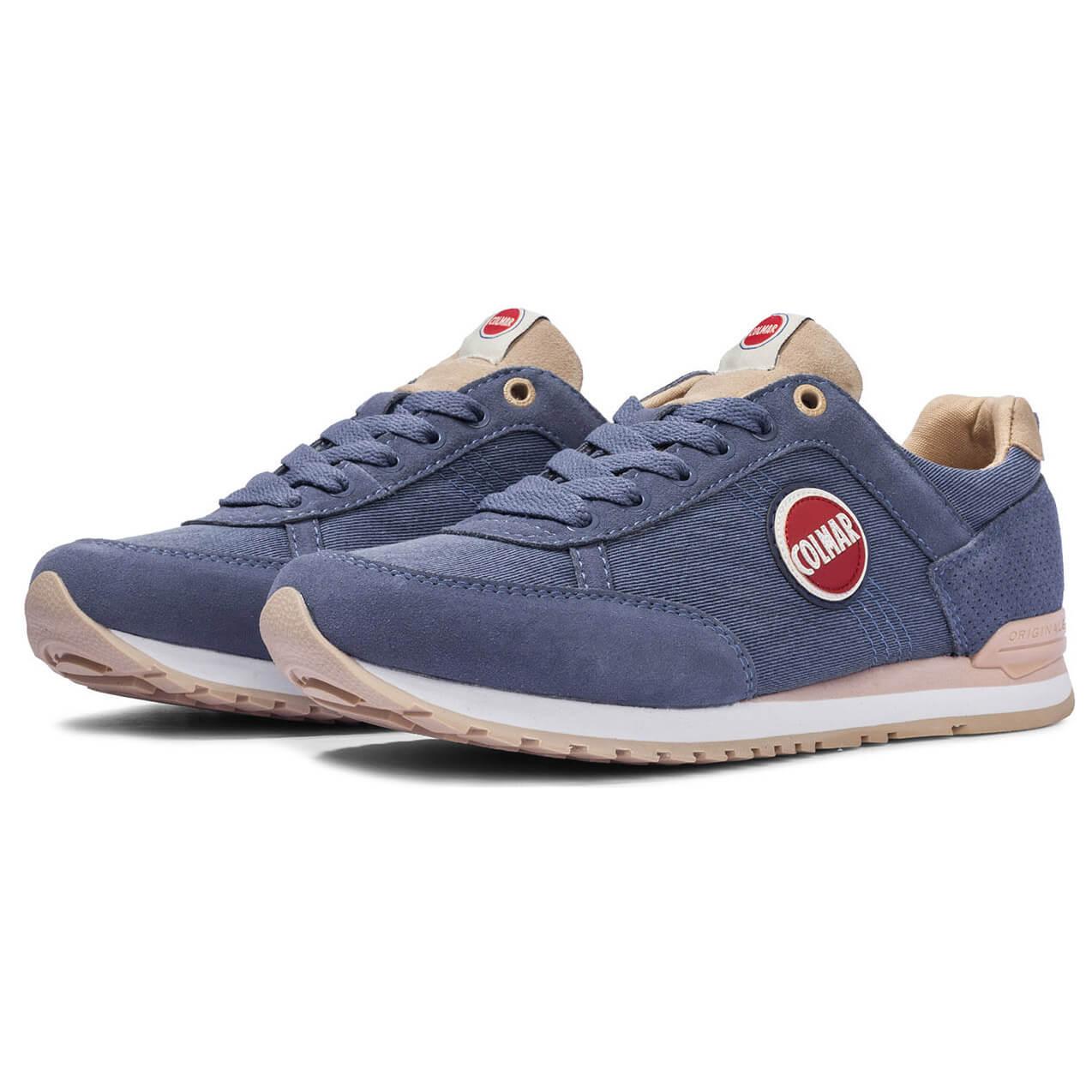 Colmar Originals - Women's Travis Colors - Sneaker Gr 36 blau mDDbb