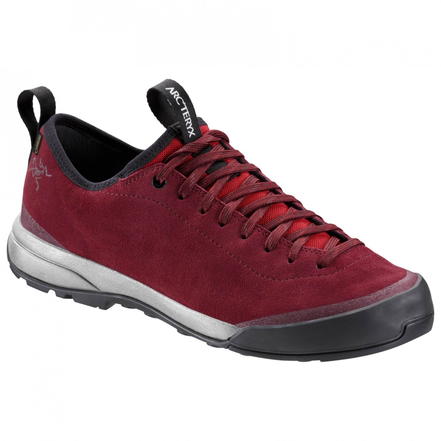 Arc'teryx - Women's Acrux SL Leather GTX - Sneaker Radicchio / Rad