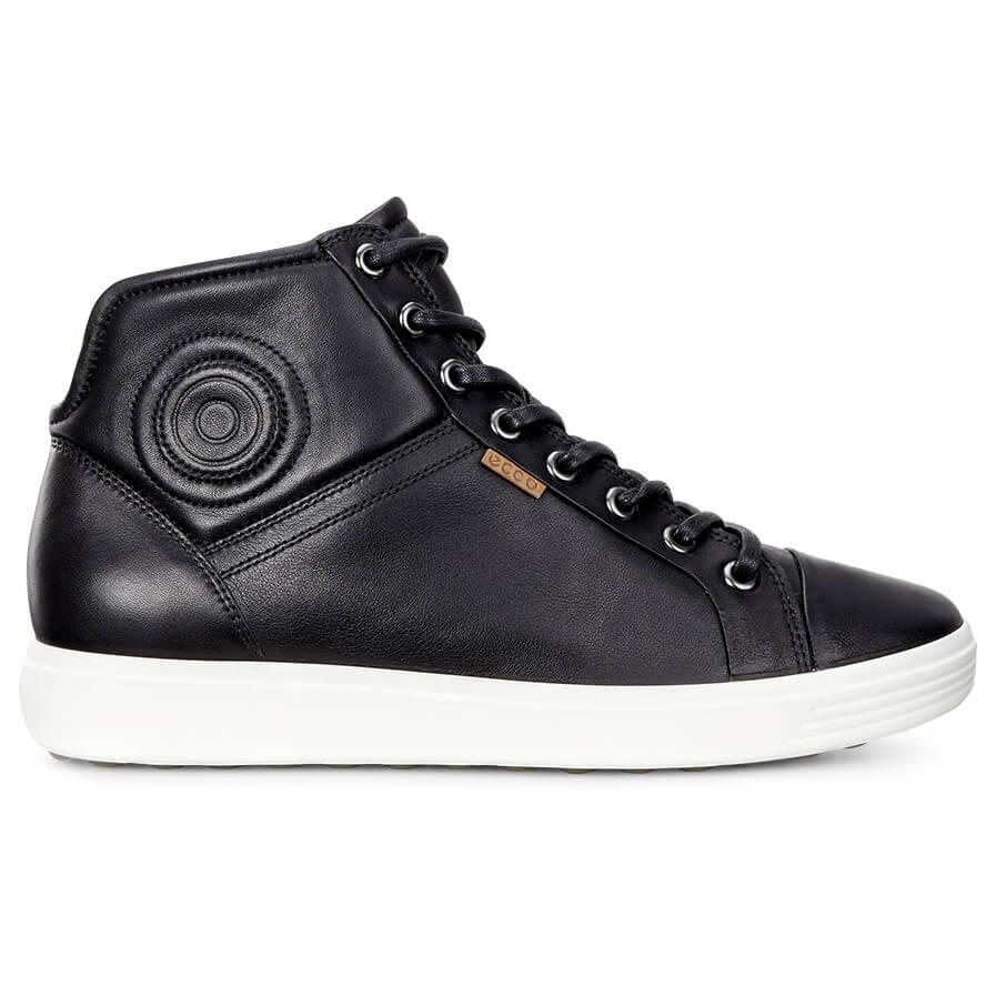 Ecco Soft 7 Ladies Mid Sneakers Women's | Buy online