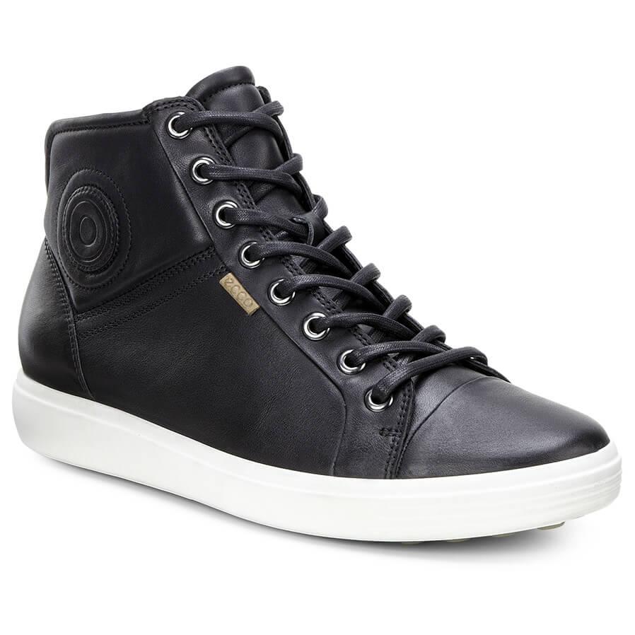 Ecco Soft 7 Ladies Mid Sneakers Dames online kopen