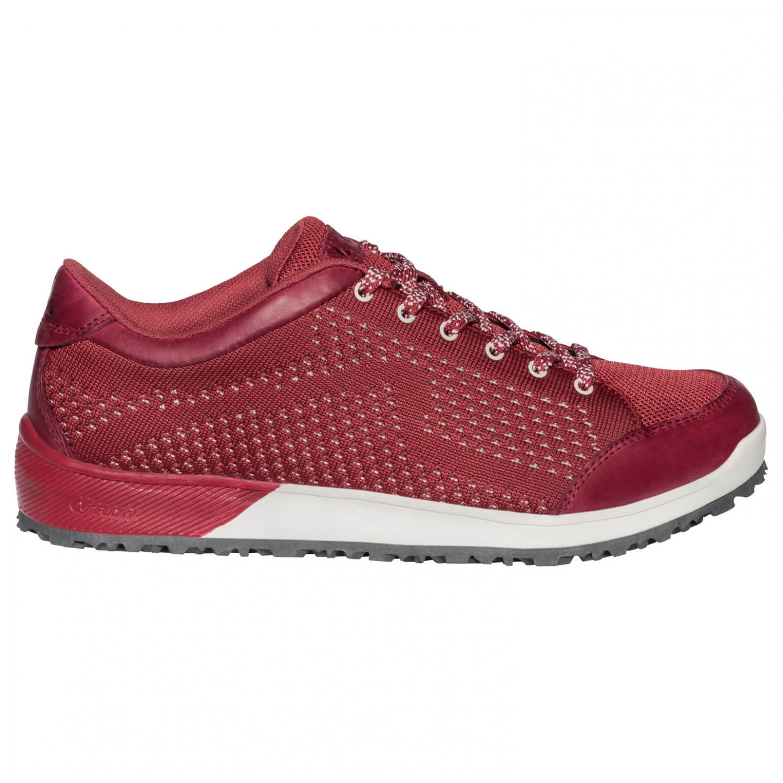 Vaude - Women's UBN Levtura - Sneaker Red Cluster
