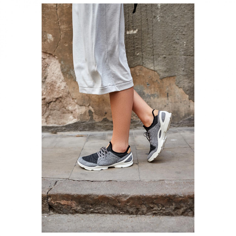 Ecco Women's Biom Street String Sneakers Gravel Wild Dove | 40 (EU)