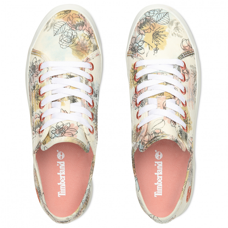 Timberland Women's Newport Bay Oxford Sneakers Peach Nougat   7 (US)