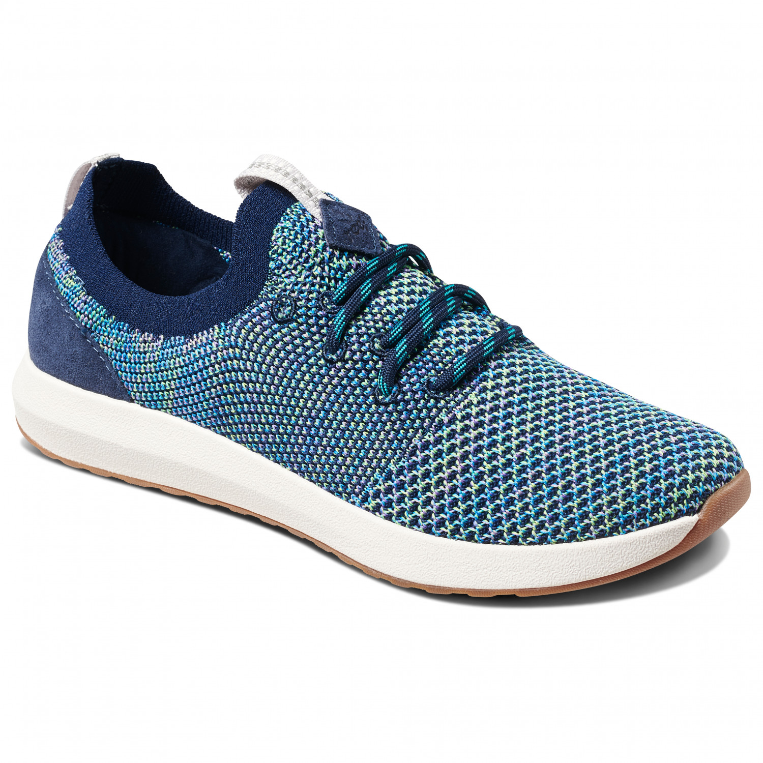 Reef Women's Cruiser Knit Sneakers Black White | 7,5 (US)