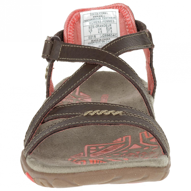 927c1a64d06b ... Merrell - Women s Sandspur Rose Leather - Sandals ...