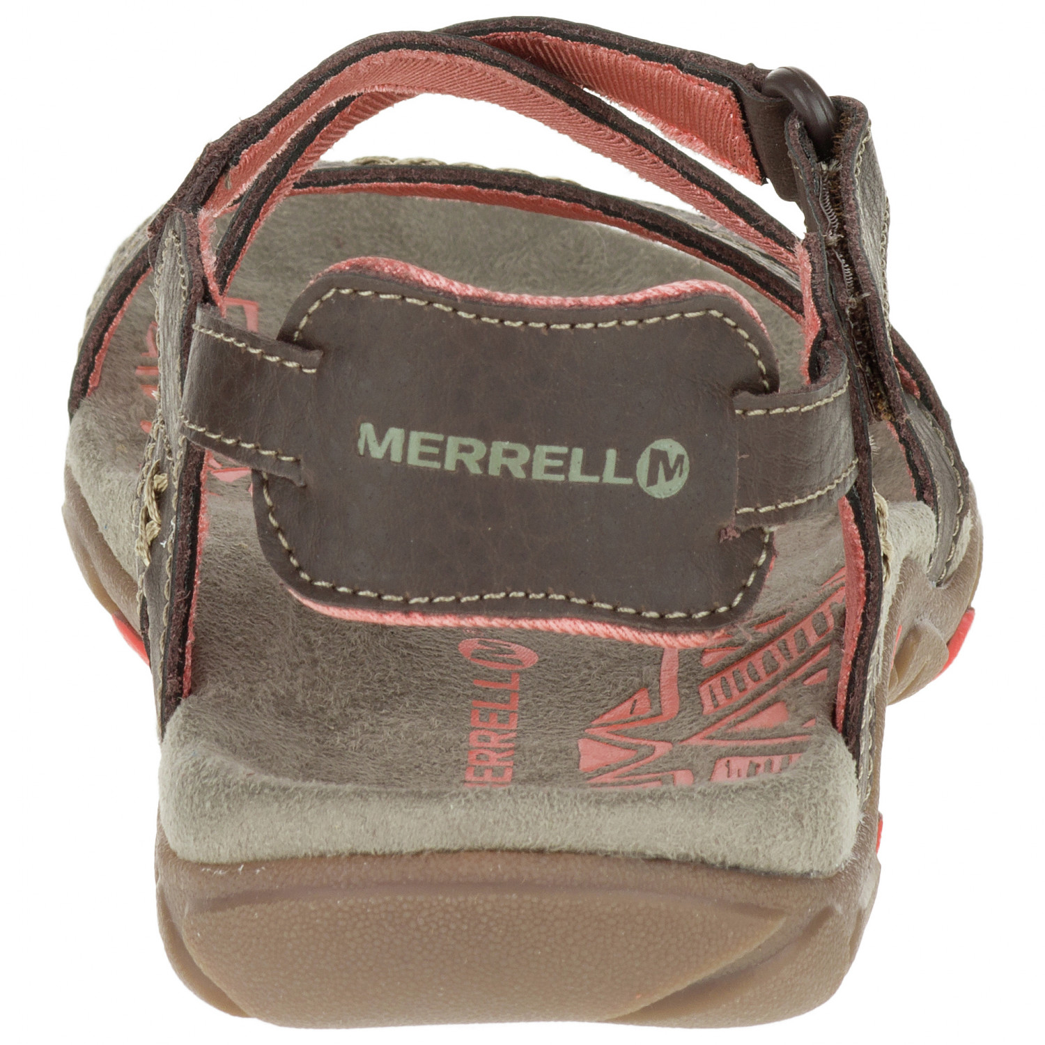 f394e7c12ee ... Merrell - Women s Sandspur Rose Leather - Sandals ...
