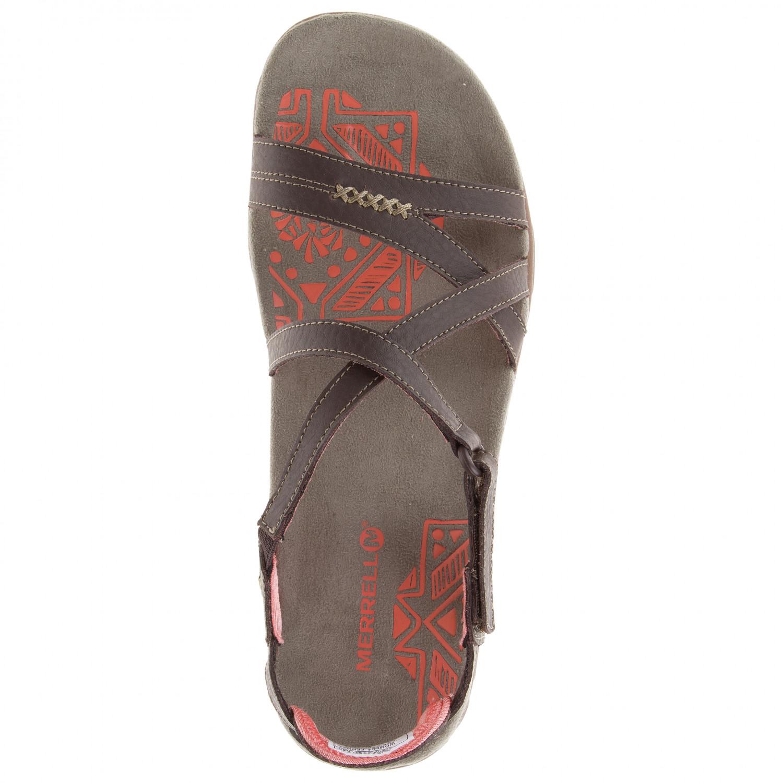 e54d77f2177f ... Merrell - Women s Sandspur Rose Leather - Sandals ...