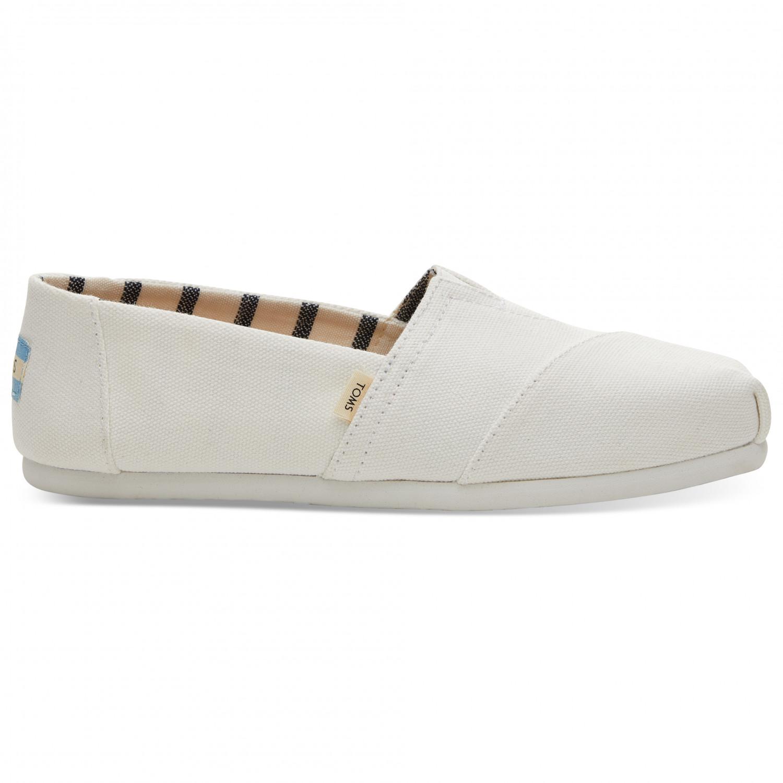 new products 1d73f dfd41 TOMS - Women's Alpargata Espadrilles - Sneaker - Riviera Stripe | 5,5 (US)