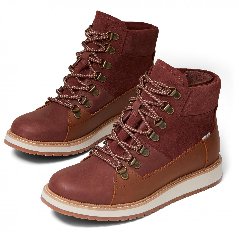 timeless design a560a a610b TOMS - Women's Mesa Boot Waterproof - Sneaker - Black | 5,5 (US)