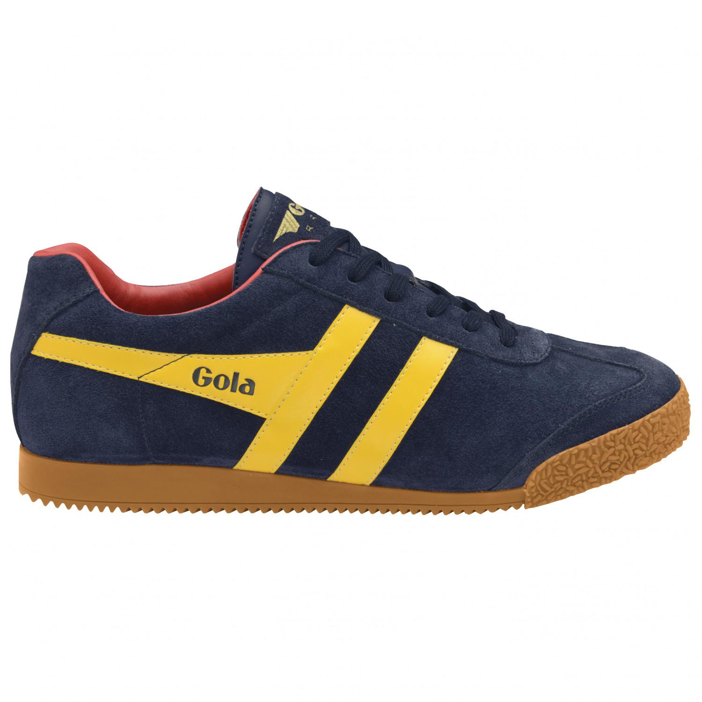 Gola Harrier Suede - Sneakers Women's
