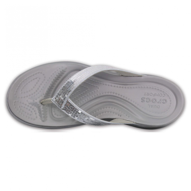 f49d9a7b4ea70d ... Crocs - Women s Capri V Sequin - Outdoor sandals ...