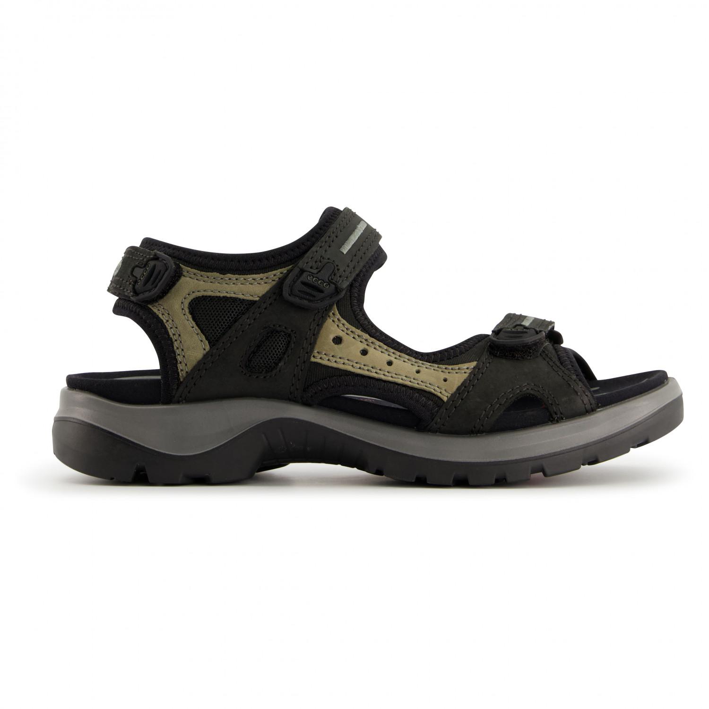 Ecco - Women's Offroad Yucatan Sandal - Sandalen Black / Mole / Black