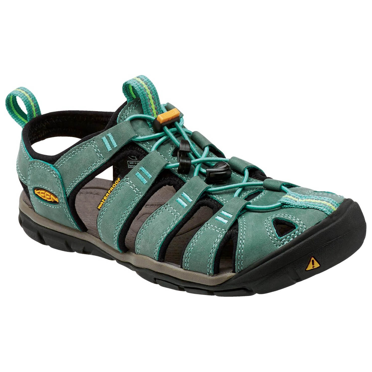 Keen Clearwater Cnx Leather Sandals Women S Free Eu
