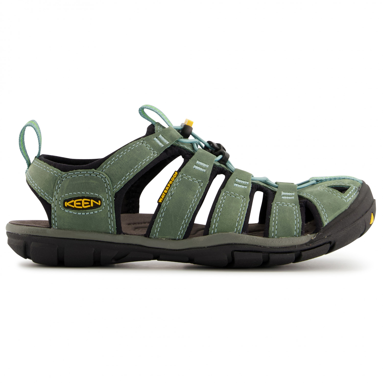 Keen Clearwater CNX Leather - Sandals Women's | Free UK Delivery | Alpinetrek.co.uk