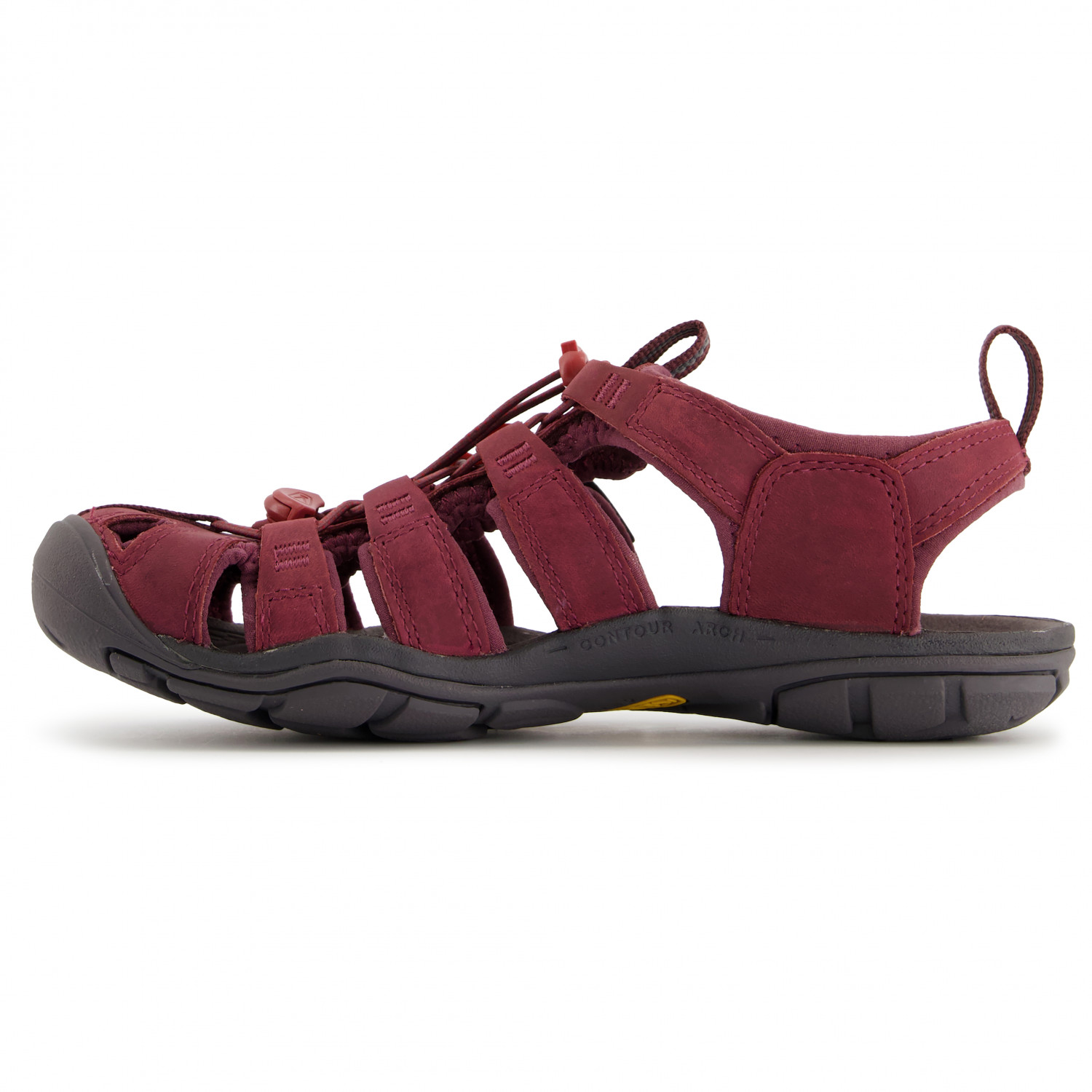f5525a9c68d8 ... Keen - Women s Clearwater CNX Leather - Sandals ...