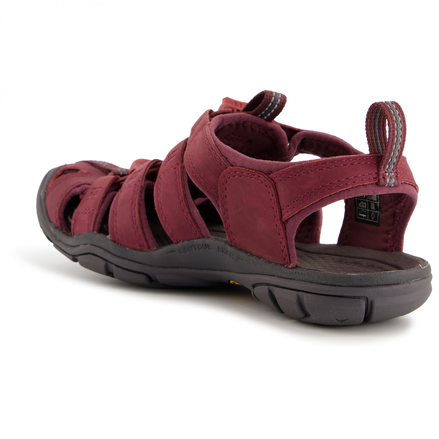 2ee9a69eb253 ... Keen - Women s Clearwater CNX Leather - Sandals ...