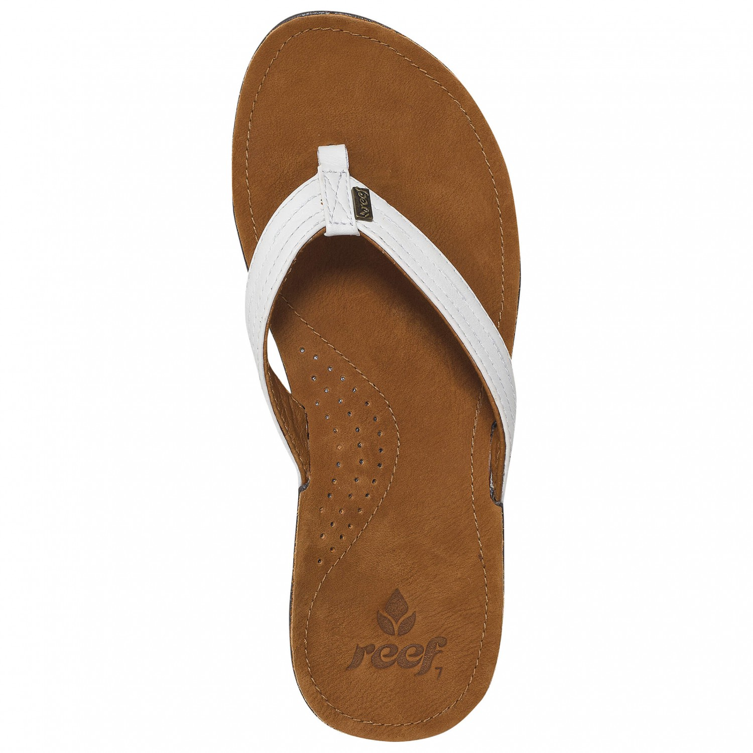 Reef - Women's Miss J -Bay - Sandalen Tan / White