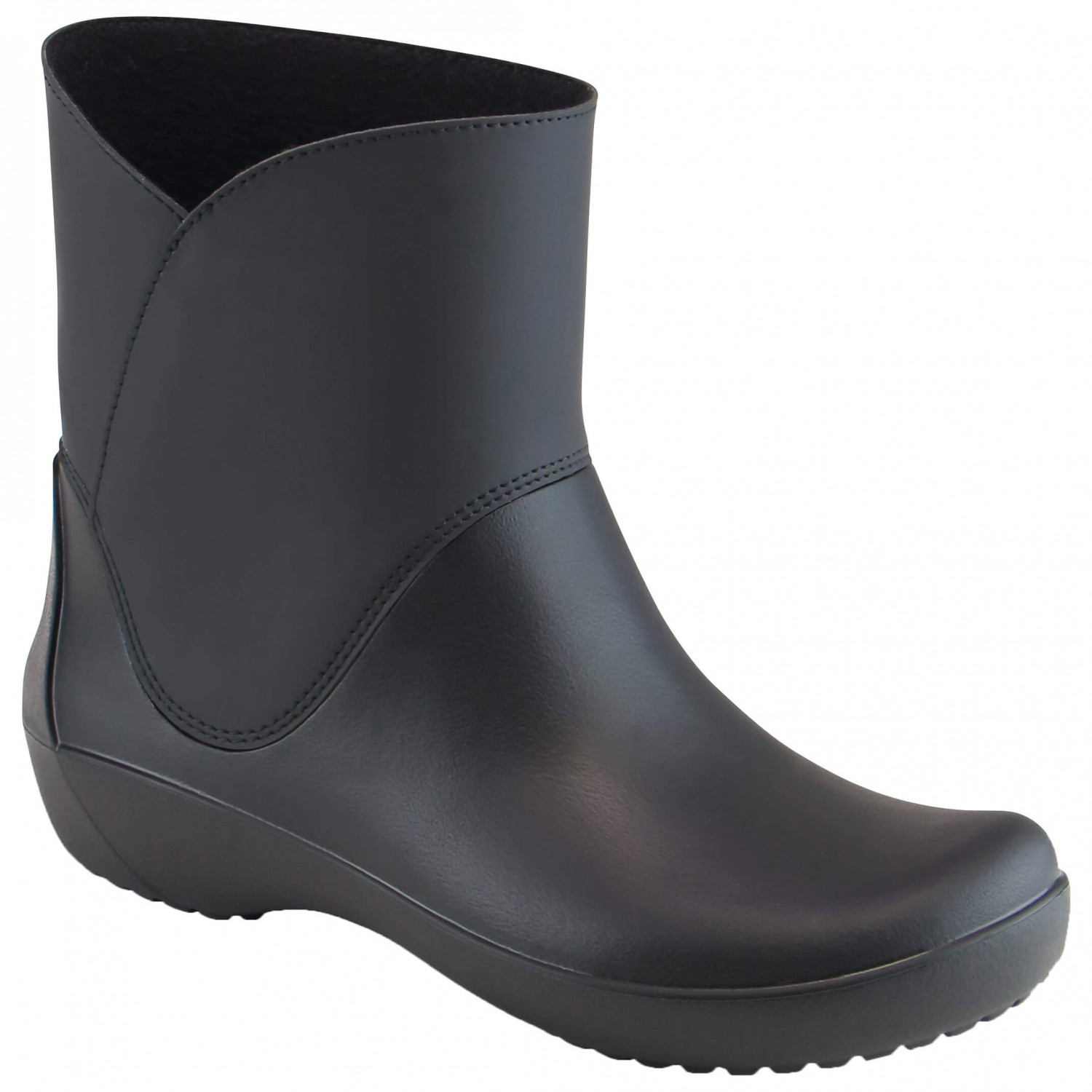 crocs women 39 s rainfloe bootie gummistiefel. Black Bedroom Furniture Sets. Home Design Ideas