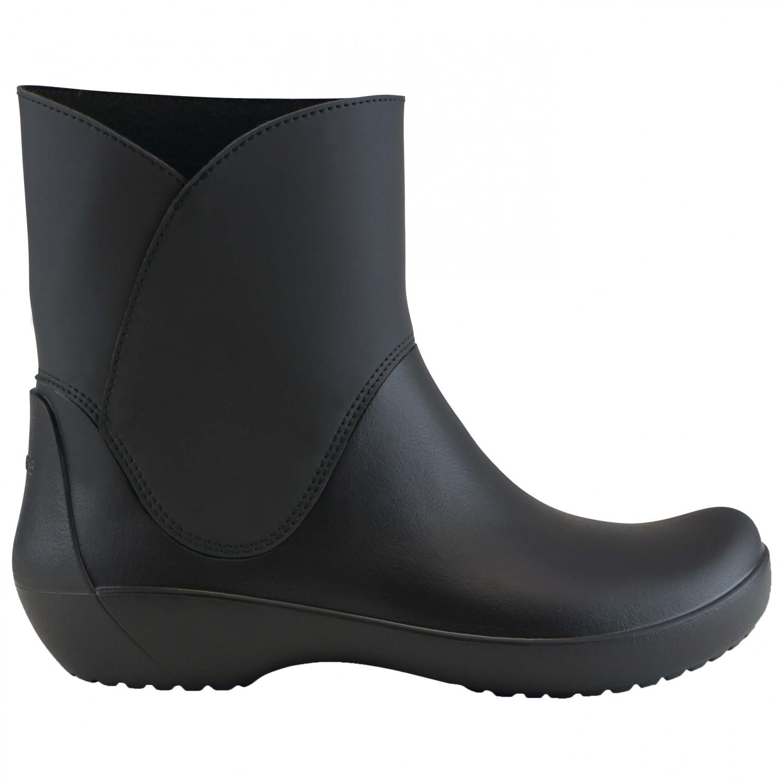 Crocs RainFloe Bootie - Gummistøvler Dame køb online | Bergfreunde.dk