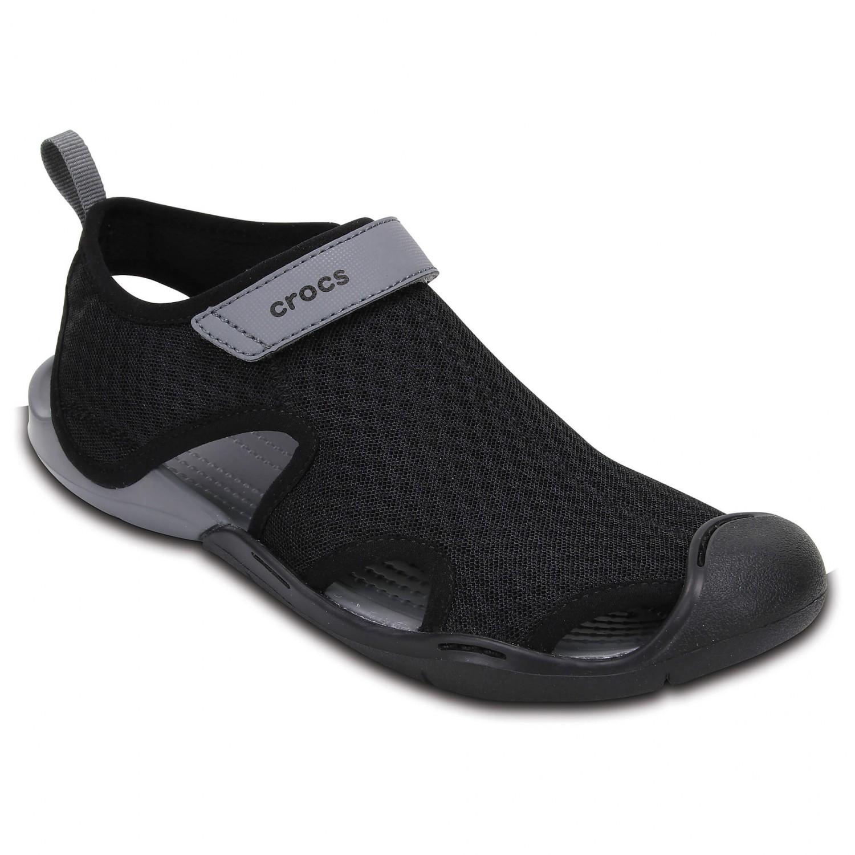 Crocs - Women's Swiftwater Mesh Sandal - Outdoorsandalen Black