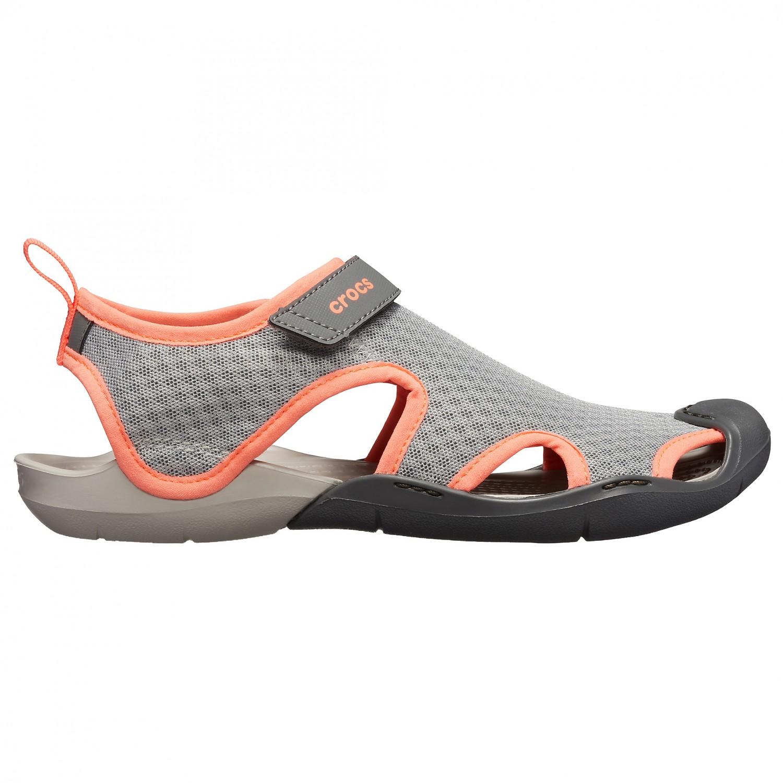 0c8446a08ce Crocs - Women s Swiftwater Mesh Sandal - Outdoor sandals