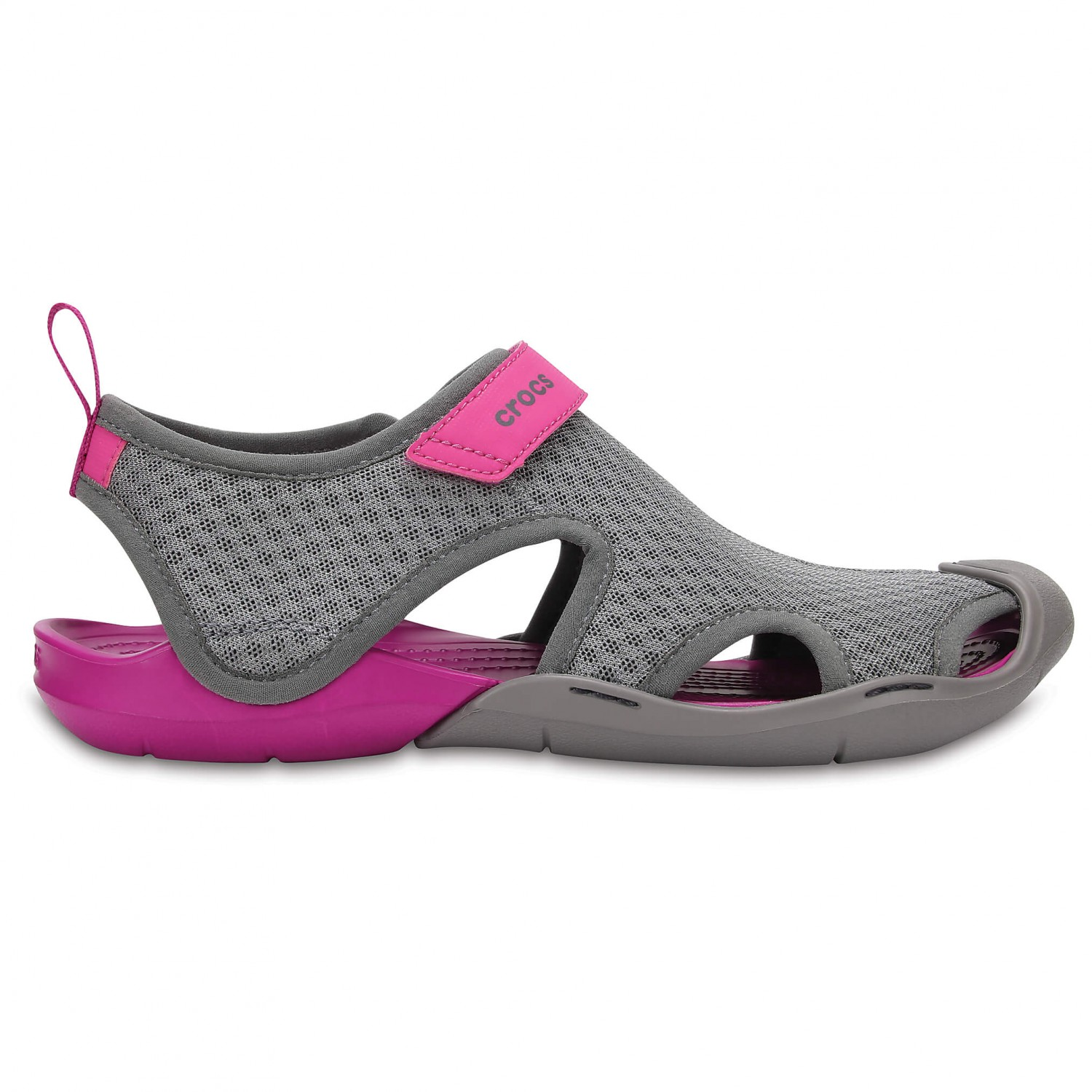 4289e649b9ebce ... Crocs - Women s Swiftwater Mesh Sandal - Outdoor sandals ...
