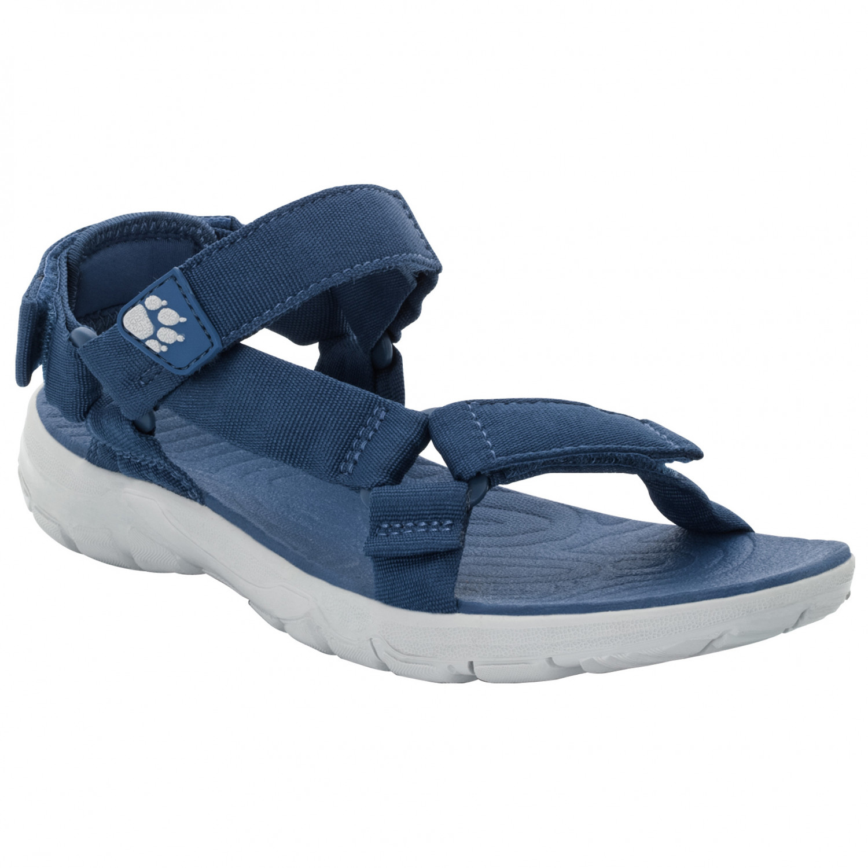 new product d9e39 bb105 Jack Wolfskin - Women's Seven Seas 2 Sandal - Sandalen - Ocean Wave | 8 (UK)