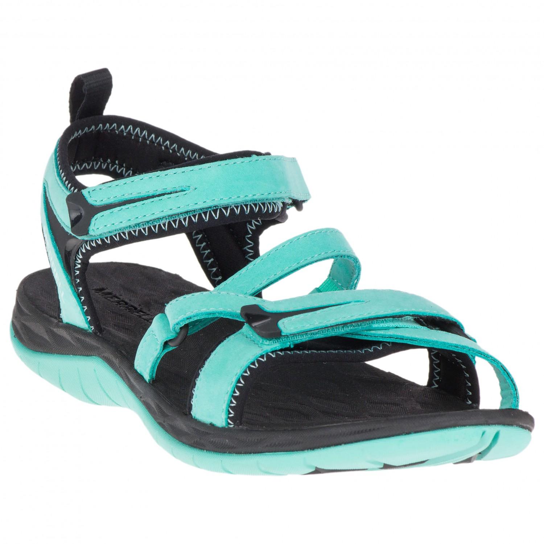 merrell siren q2 strap sandalen damen. Black Bedroom Furniture Sets. Home Design Ideas