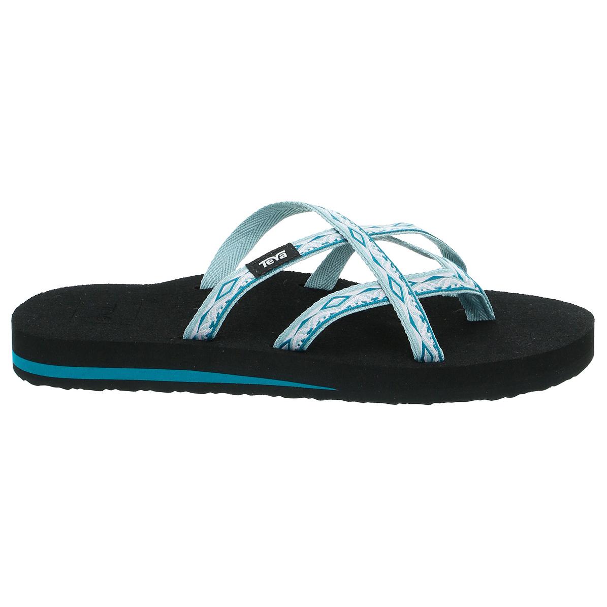 2346145cc008c Teva - Women's Olowahu - Sandals - Himalaya Lapis Blue | 11 (US)