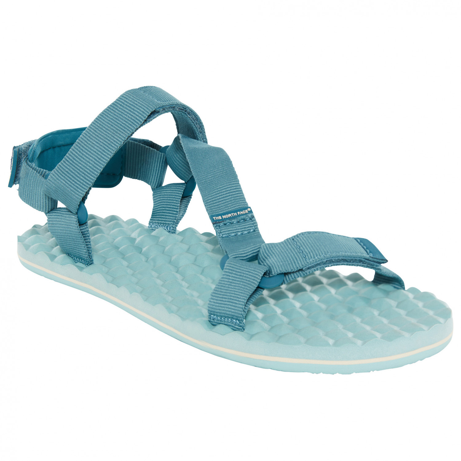 newest 80092 f3ccf The North Face - Women's Base Camp Switchback Sandal - Sandalen - Storm  Blue / Canal Blue | 10 (US)