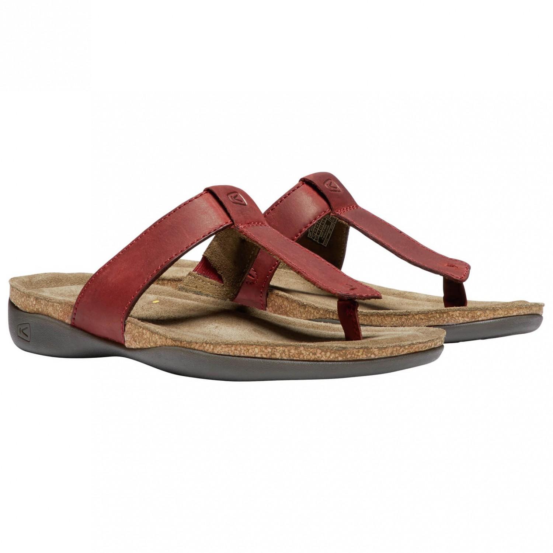 Keen - Women's Ana Cortez Flip - Sandales taille 10, noir