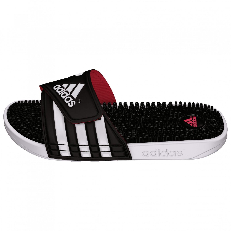 adidas - Women's Adissage - Sandalen Gr 4 schwarz i7Sxsb