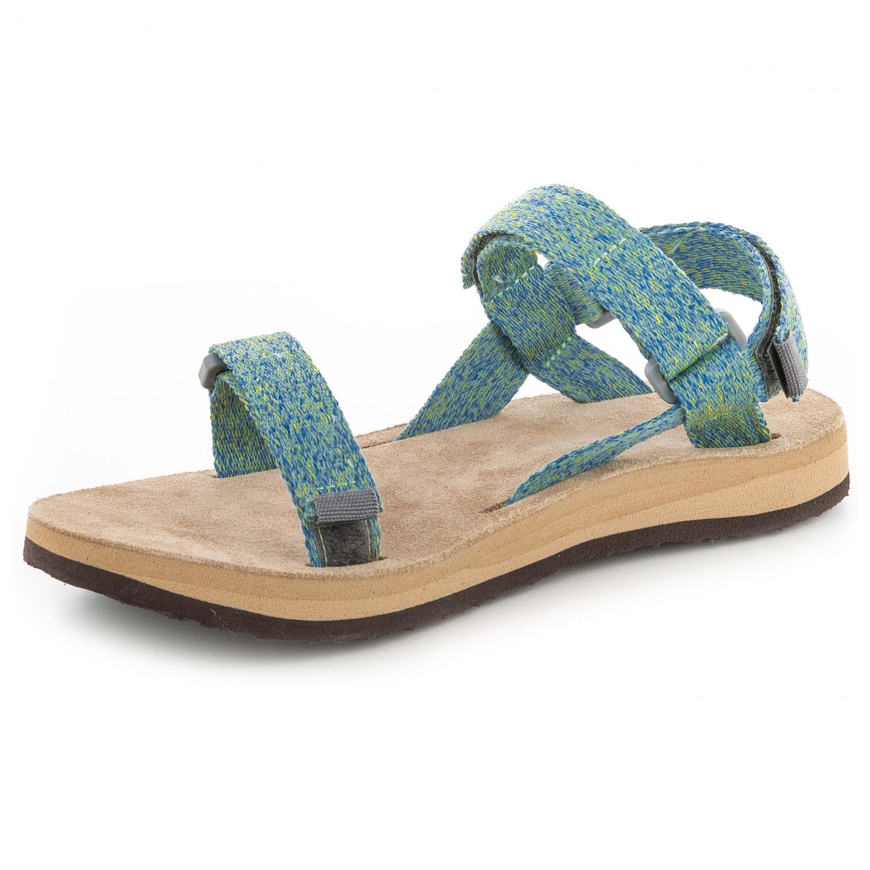 Women's Leather Blur36eu Sandals Source Urban Green shrdCQt