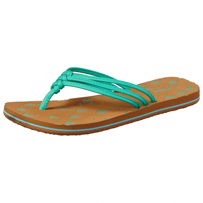 O'Neill - Women's 3 Strap Ditsy Sandals - Sandalen Veridian Green
