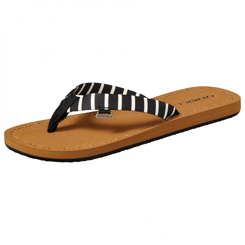 O'Neill Woven Strap Sandals Women black Damen 96WcGpY