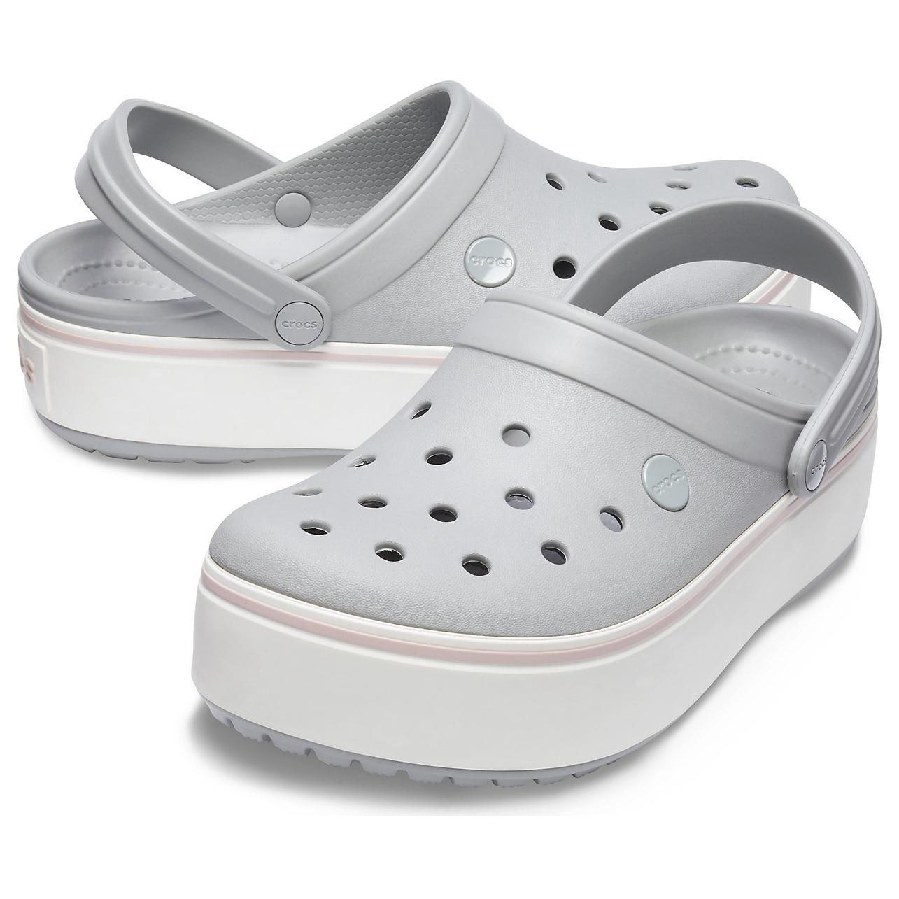 88aee44e4d84cb Crocs - Women s Crocband Platform Clog - Sandals ...