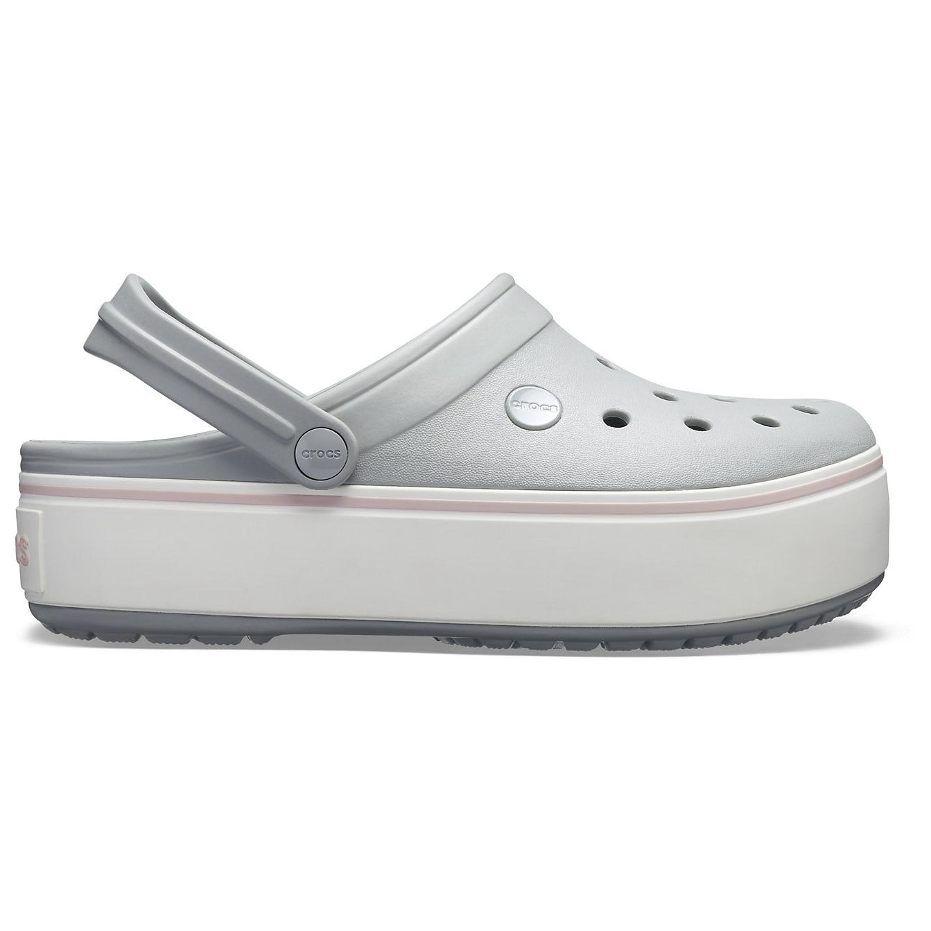 069c1736a06 Crocs Crocband Platform Clog - Sandals Women s