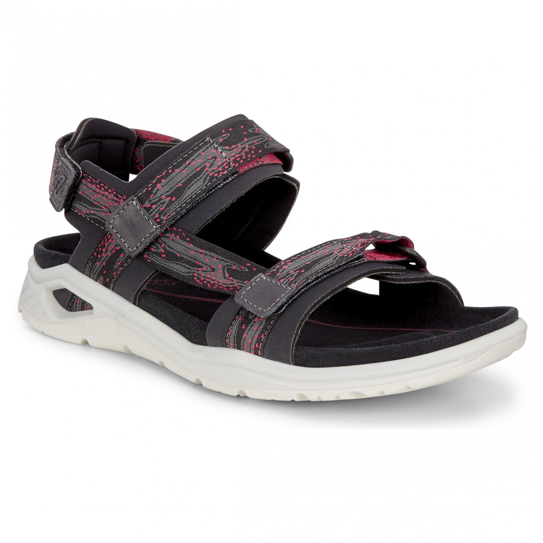 Ecco Women's X Trinsic Sandals Black Teaberry | 37 (EU)