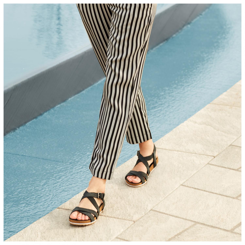 Ankle Burnt Strap Sandal Sandalen Women's 5us Malibu Brick5 Waves Timberland wOZiXkTPu