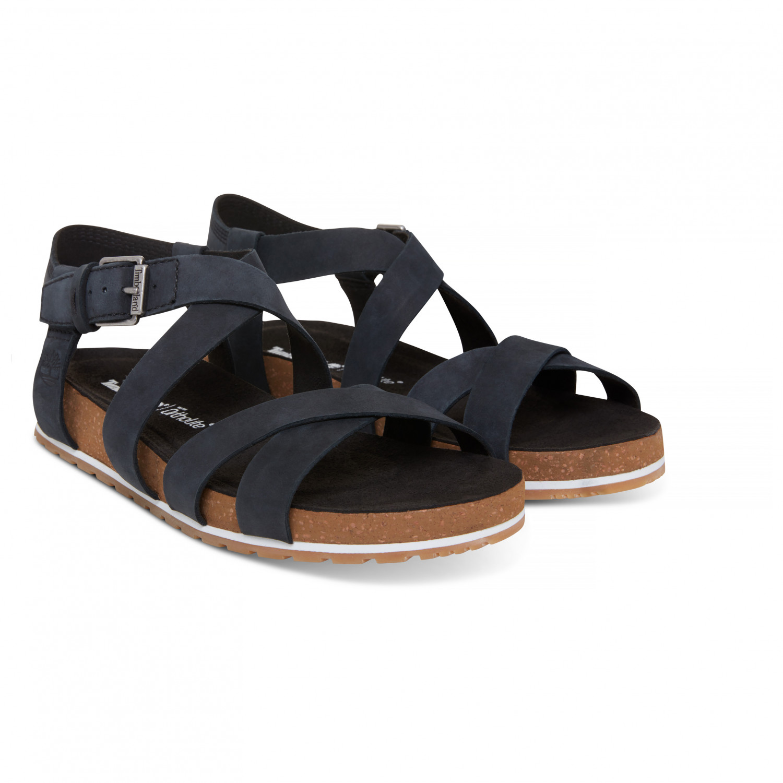 Timberland Women's Malibu Waves Ankle Strap Sandal Sandals Burnt Brick | 6 (US)