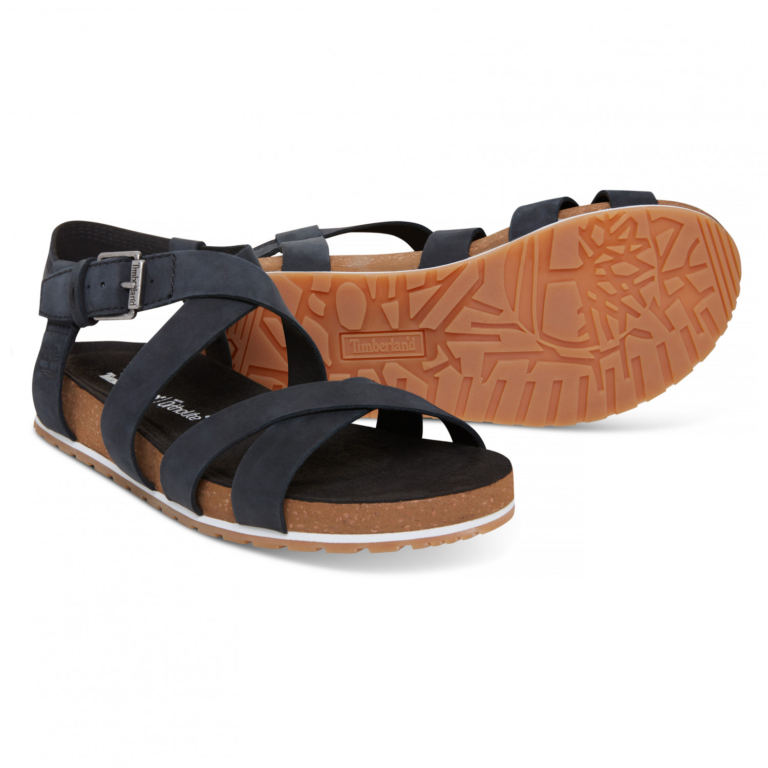 0e10251cf ... Timberland - Women's Malibu Waves Ankle Strap Sandal - Sandals ...