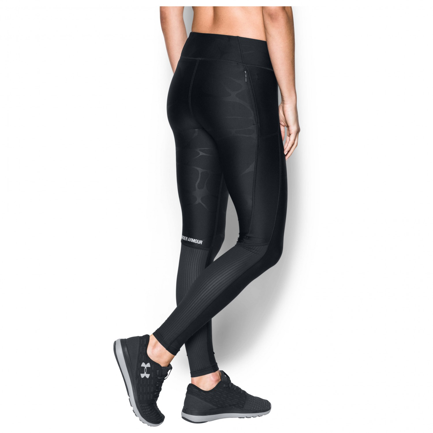 b837501501e88 Under Armour Fly By Printed Legging - Running Trousers Women's | Buy ...