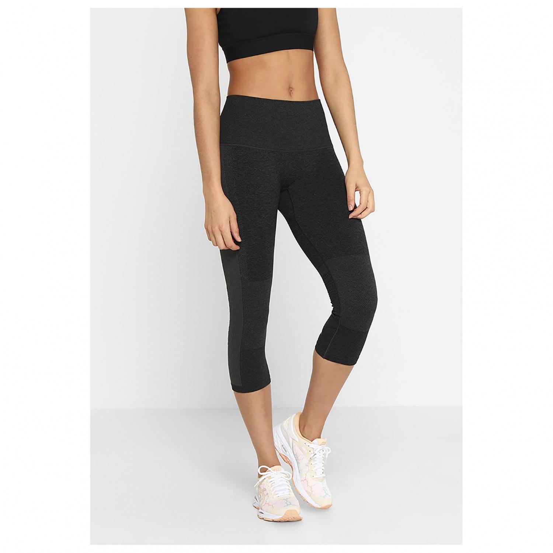 64bda5df6a Asics - Women's Cooling Seamless Capri - Running trousers - Performance  Black | XS