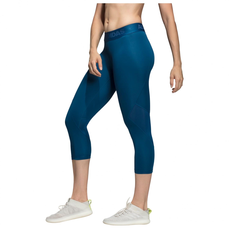 Adidas Alphaskin Sport Tight 34 Lauftights Damen online