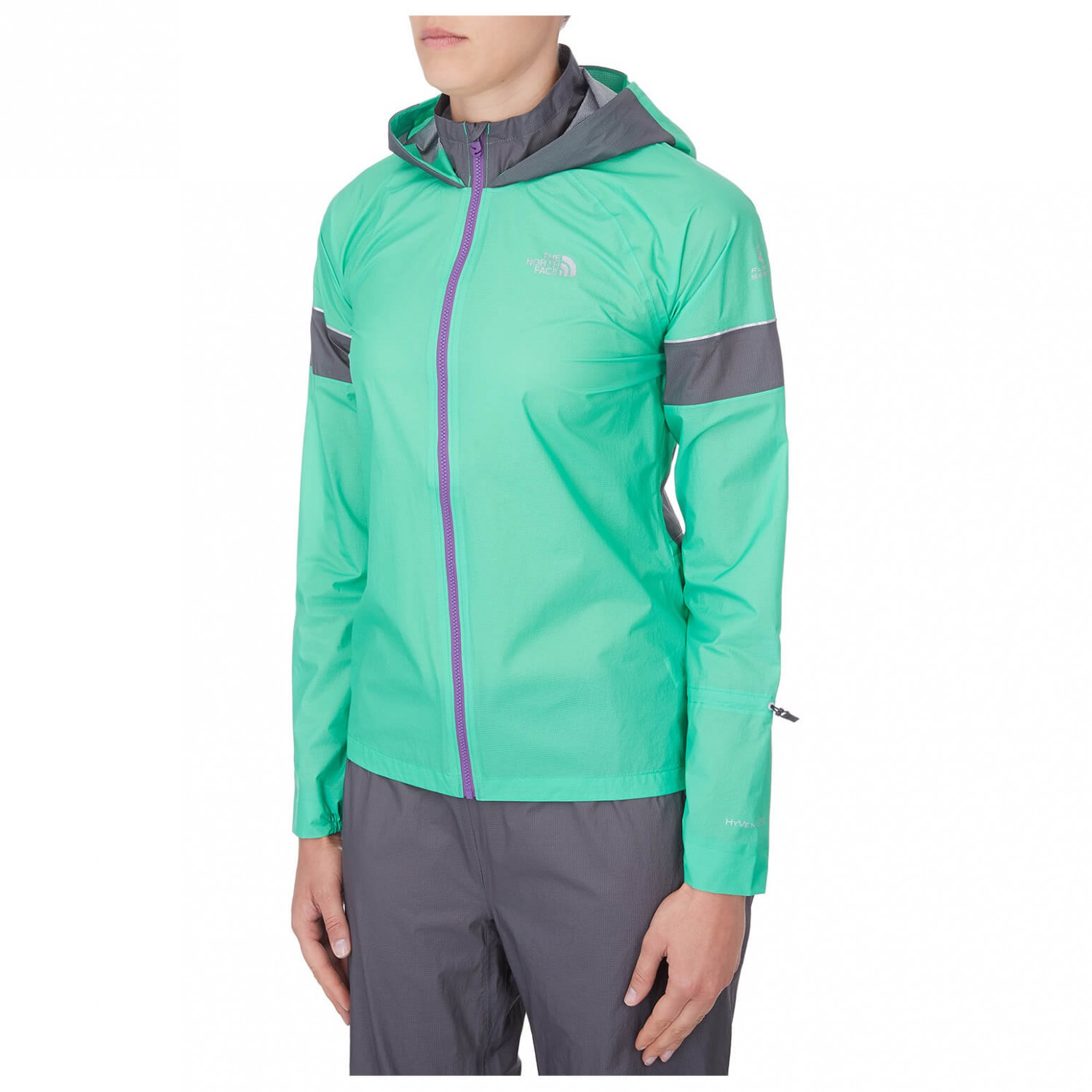 c270abfc466c ... The North Face - Women s Storm Stow Jacket - Running jacket ...