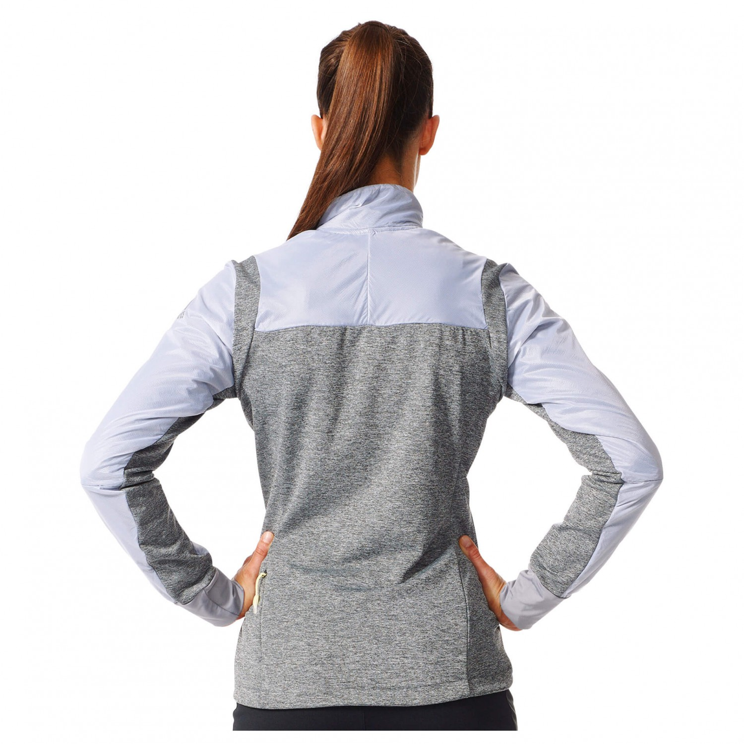 adidas xperior edge jacket veste de running femme livraison gratuite. Black Bedroom Furniture Sets. Home Design Ideas